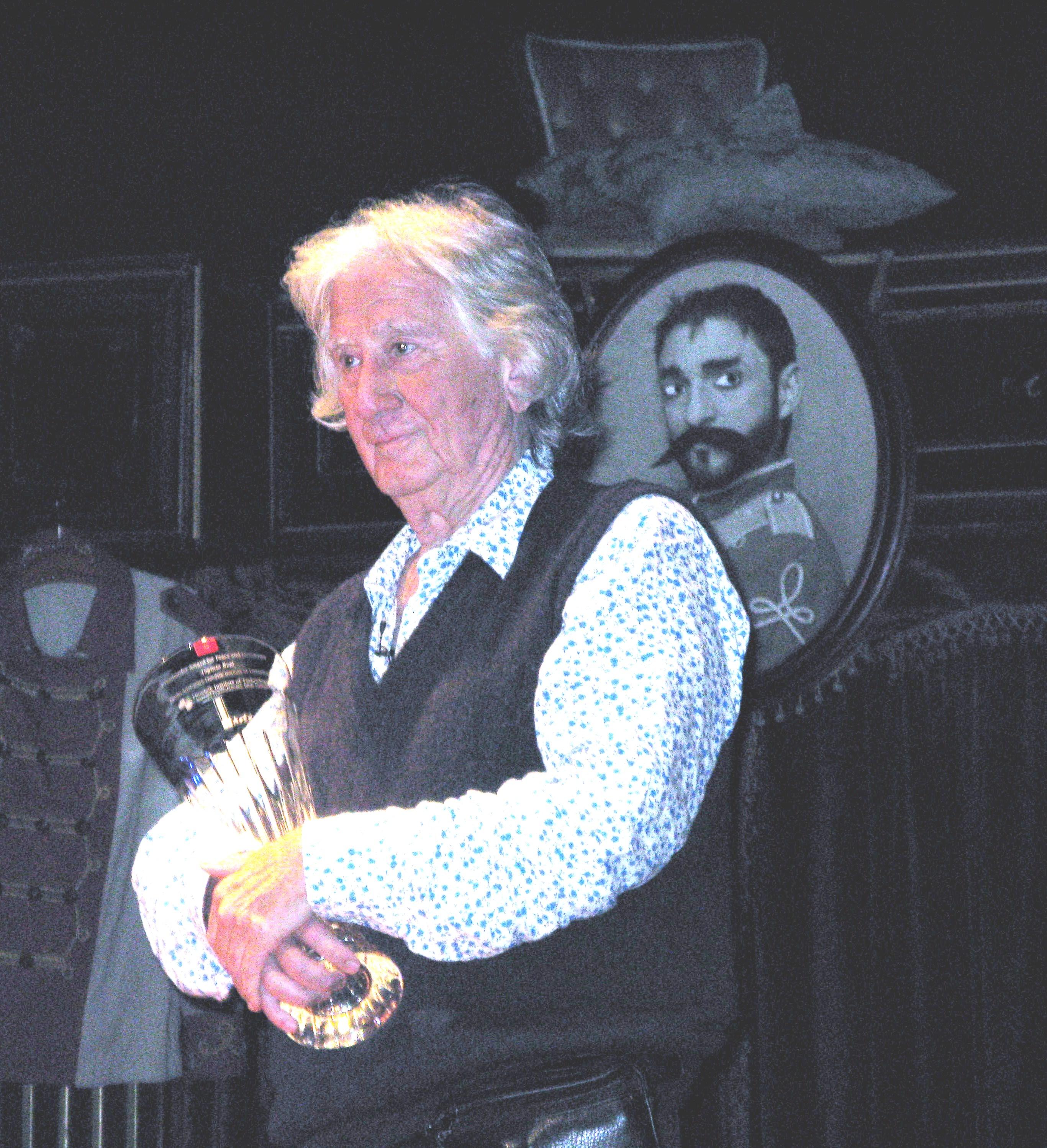 Augusto Boal en Dublín (2009)
