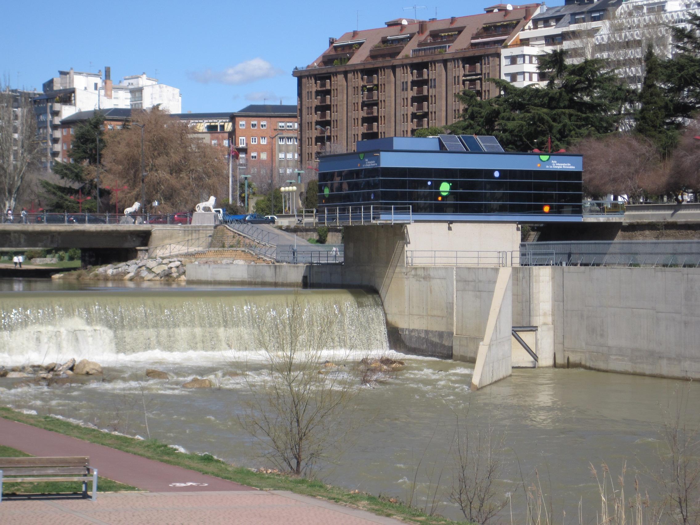Aula de Interpretación de las Energías Renovables.jpg Español: Aula de Interpretación de las Energías Renovables, León (España). Date March 2010 Source