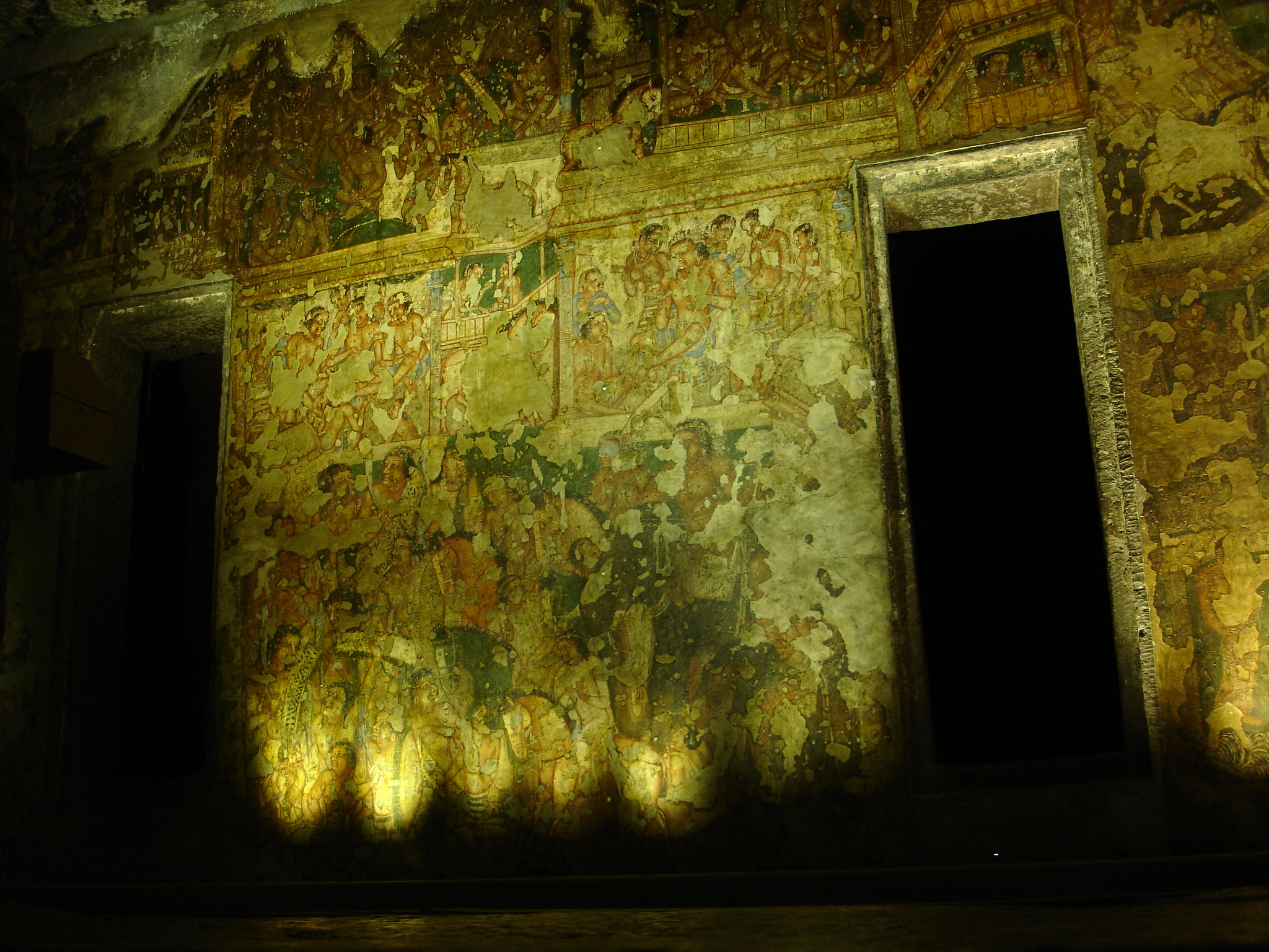 A Legacy From A Golden Age 35 Pictures Of Ajanta Caves In