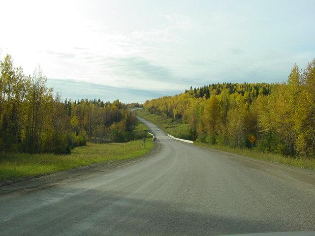 File:Autumn is upon Alaska Highway - panoramio.jpg