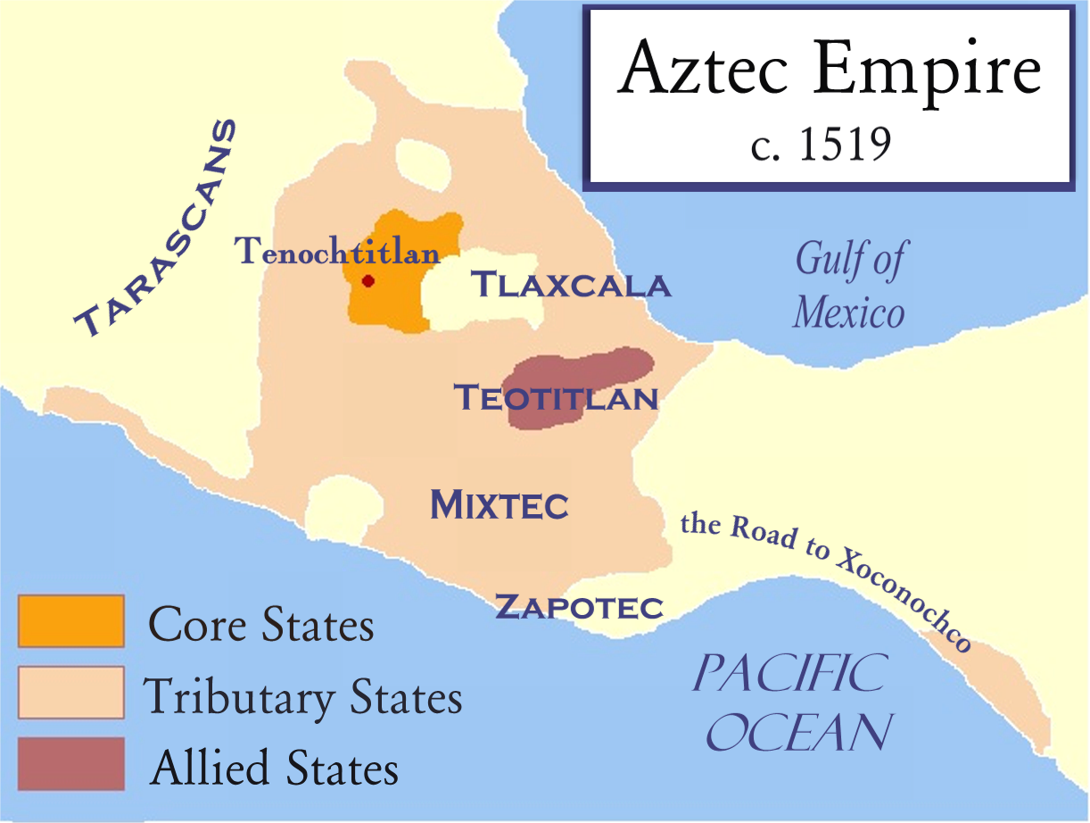 Aztecs: Facts And History About The Ancient And Powerful Mesoamerican Civilization From Aztlán