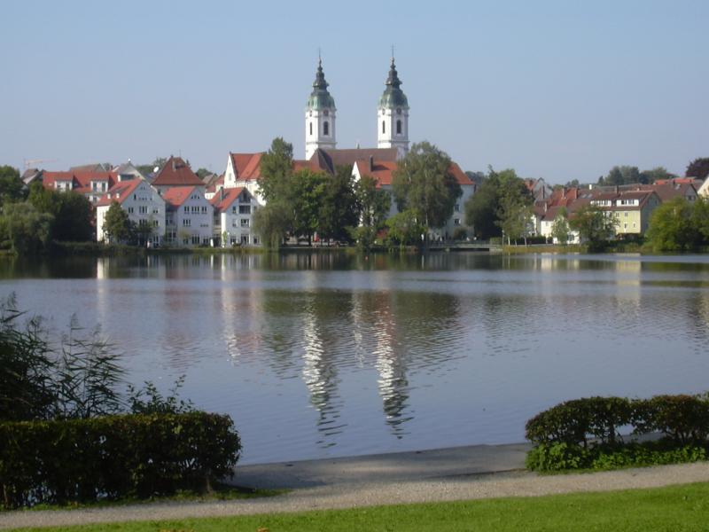 BadWaldseeStadtsee