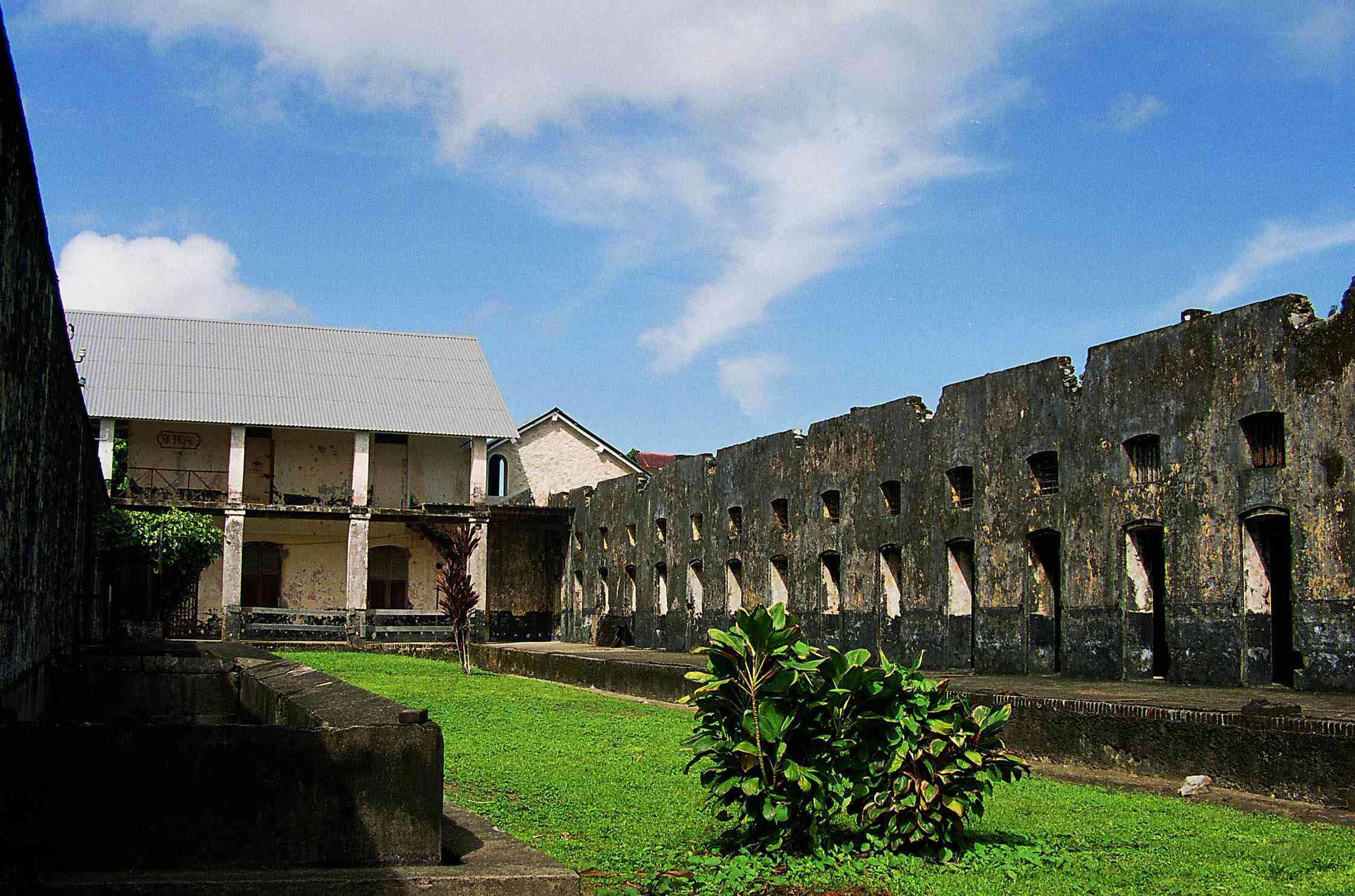 French Island Prison Tour