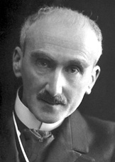 Henri Bergson would play a major part in shaping 20th century thought. Bergson-Nobel-photo.jpg