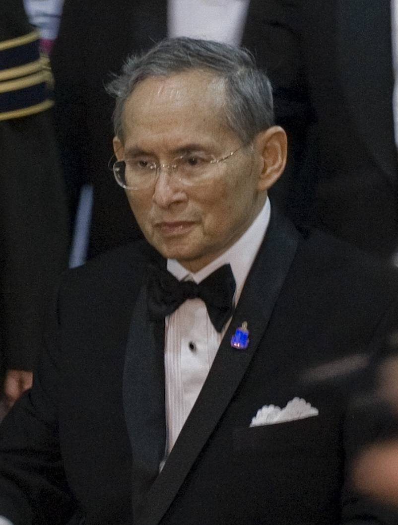 King Bhumibol Adulyadej Net Worth