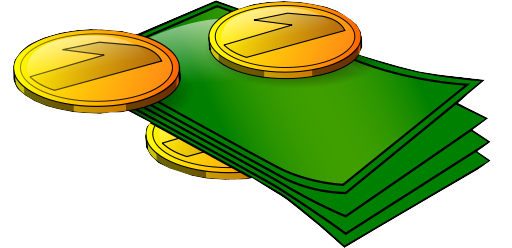 File:Bills and coins-edit.png