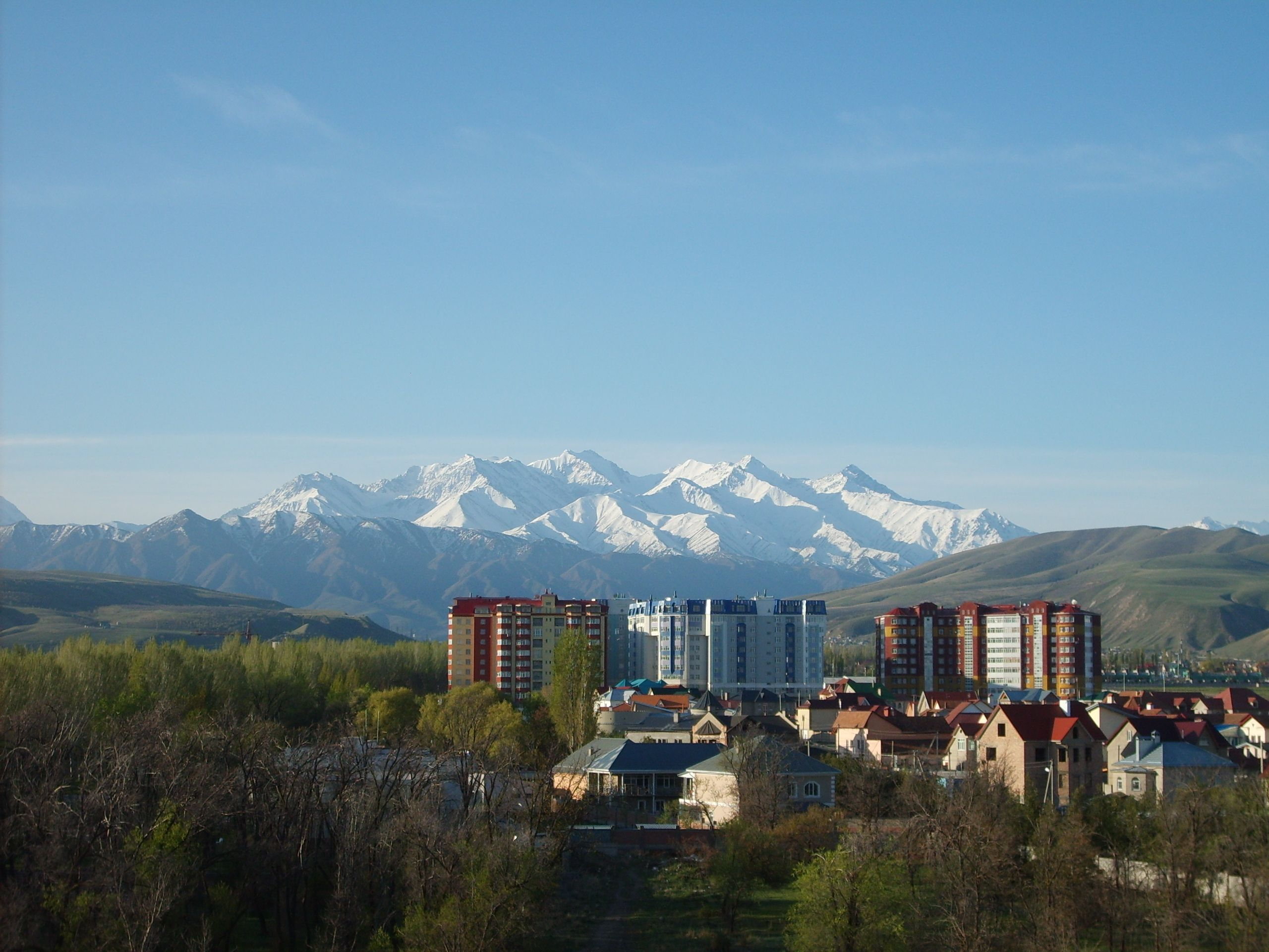 Bishkek Kyrgyzstan  city pictures gallery : Description Bishkek