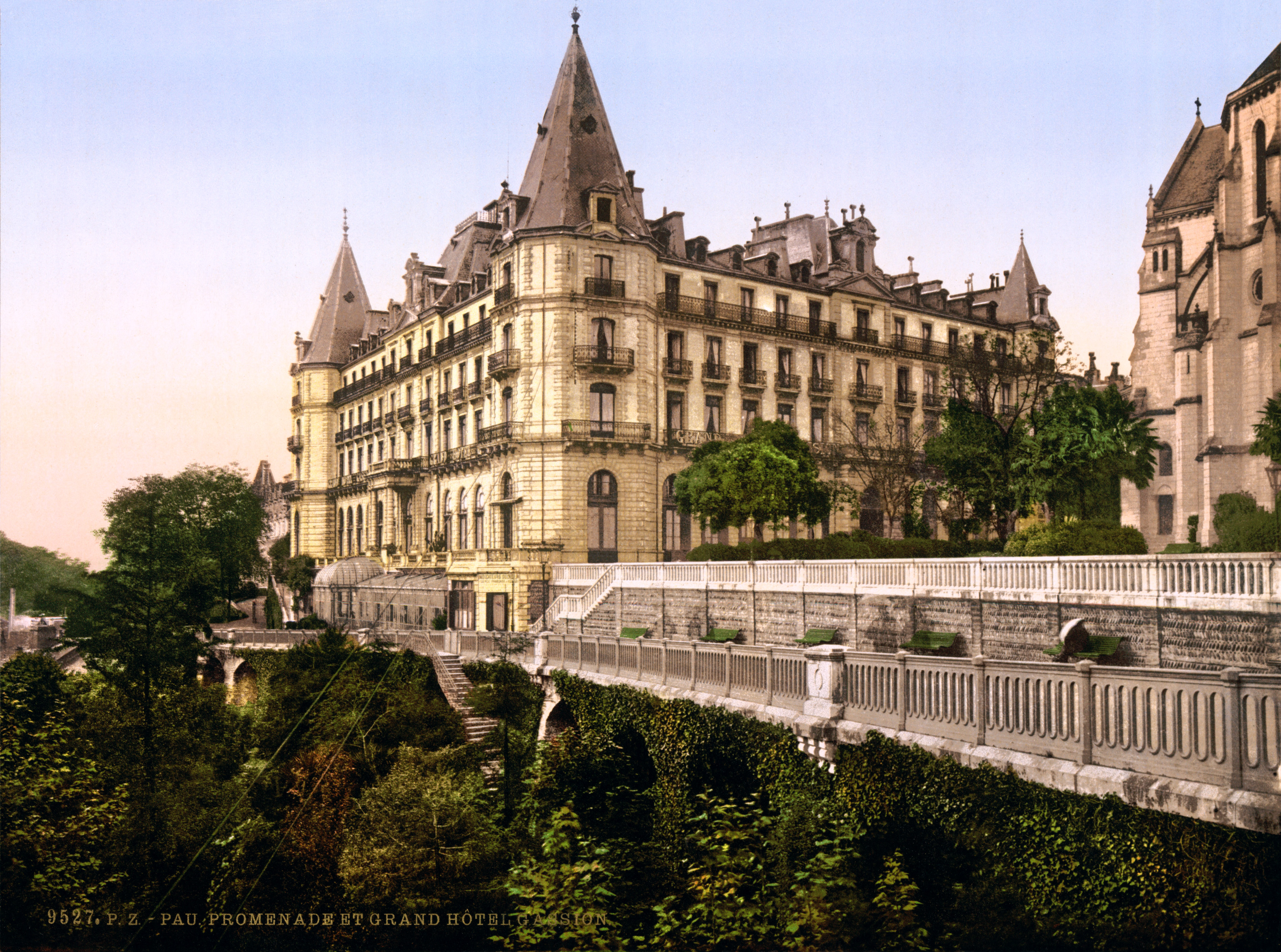 Hotel De France Chateaubriand