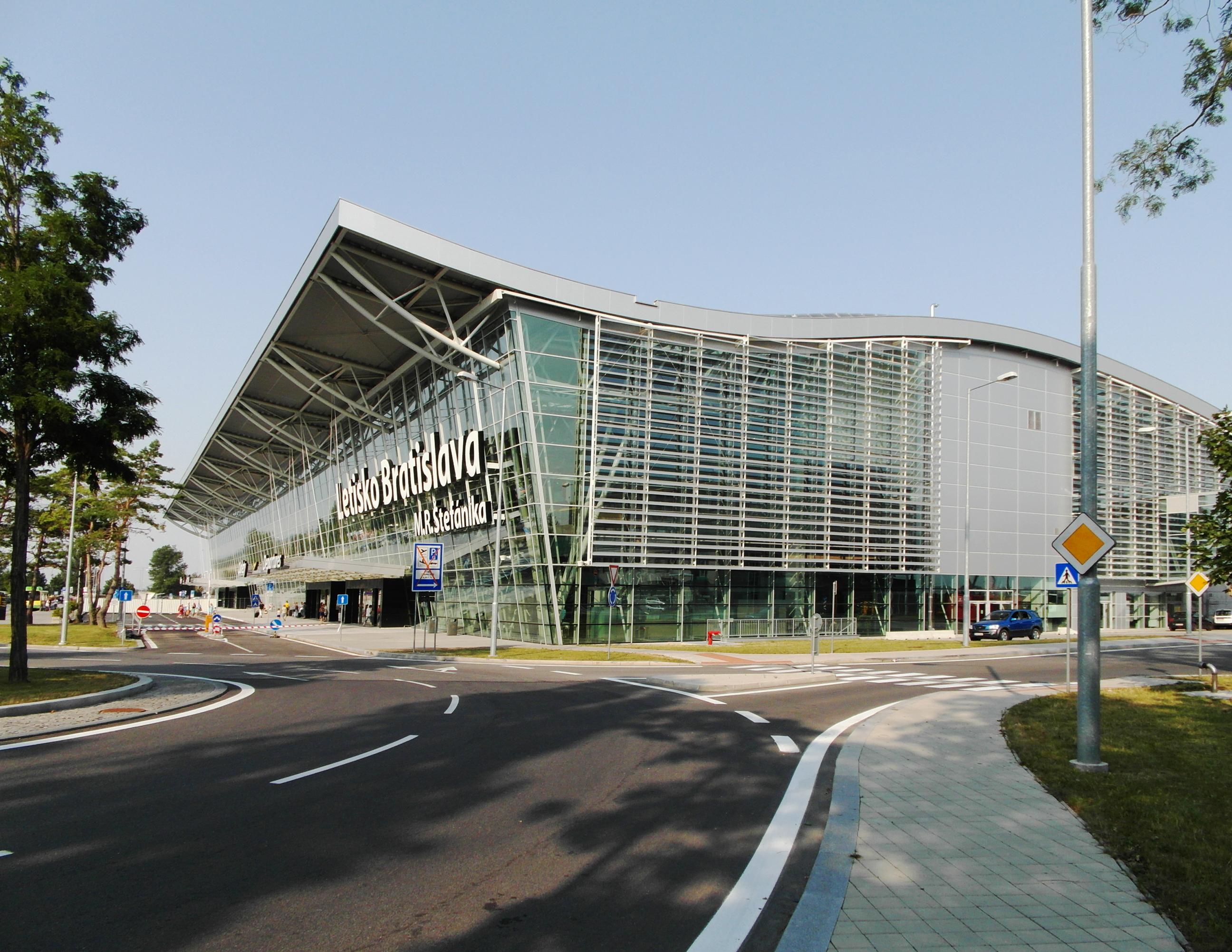 Webkamera Airport Bratislava