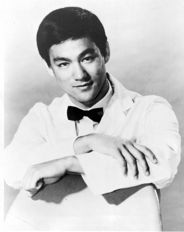 Bruce Lee — Ethnicit...