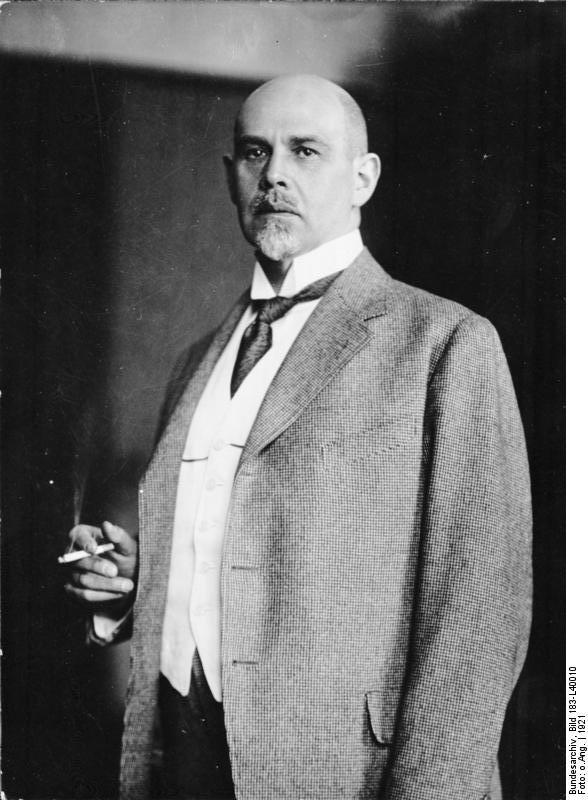 Bundesarchiv Bild 183-L40010, Walter Rathenau.jpg