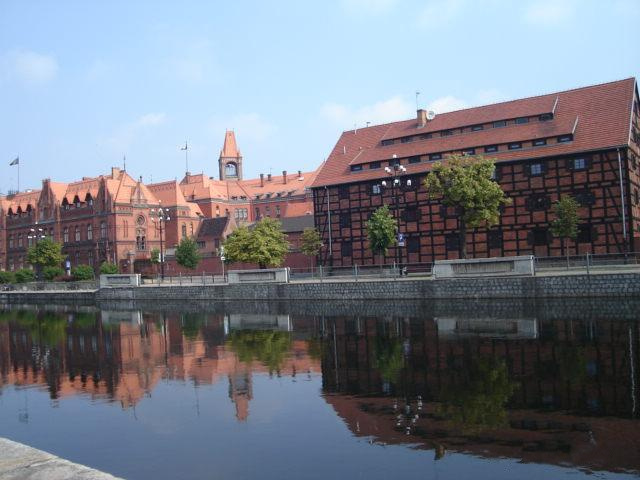 Bydgoszcz Poland  city photo : Bydgoszcz poland Wikimedia Commons