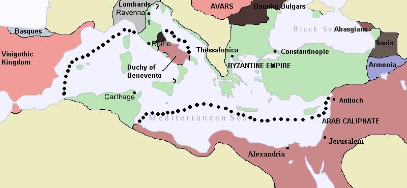Empire Byzantin