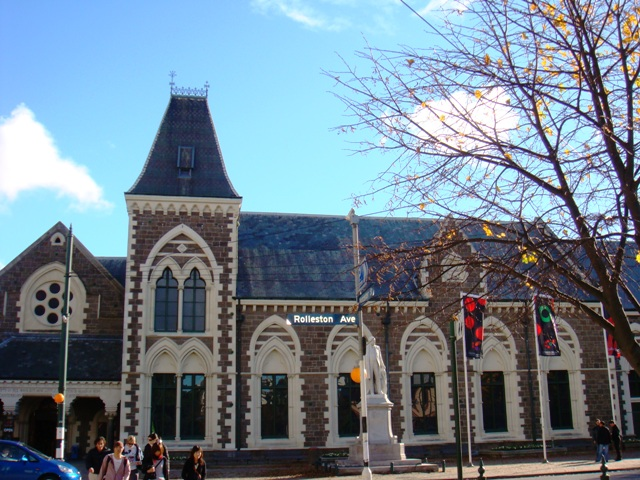 Canterbury Museum, Christchurch, New Zealand