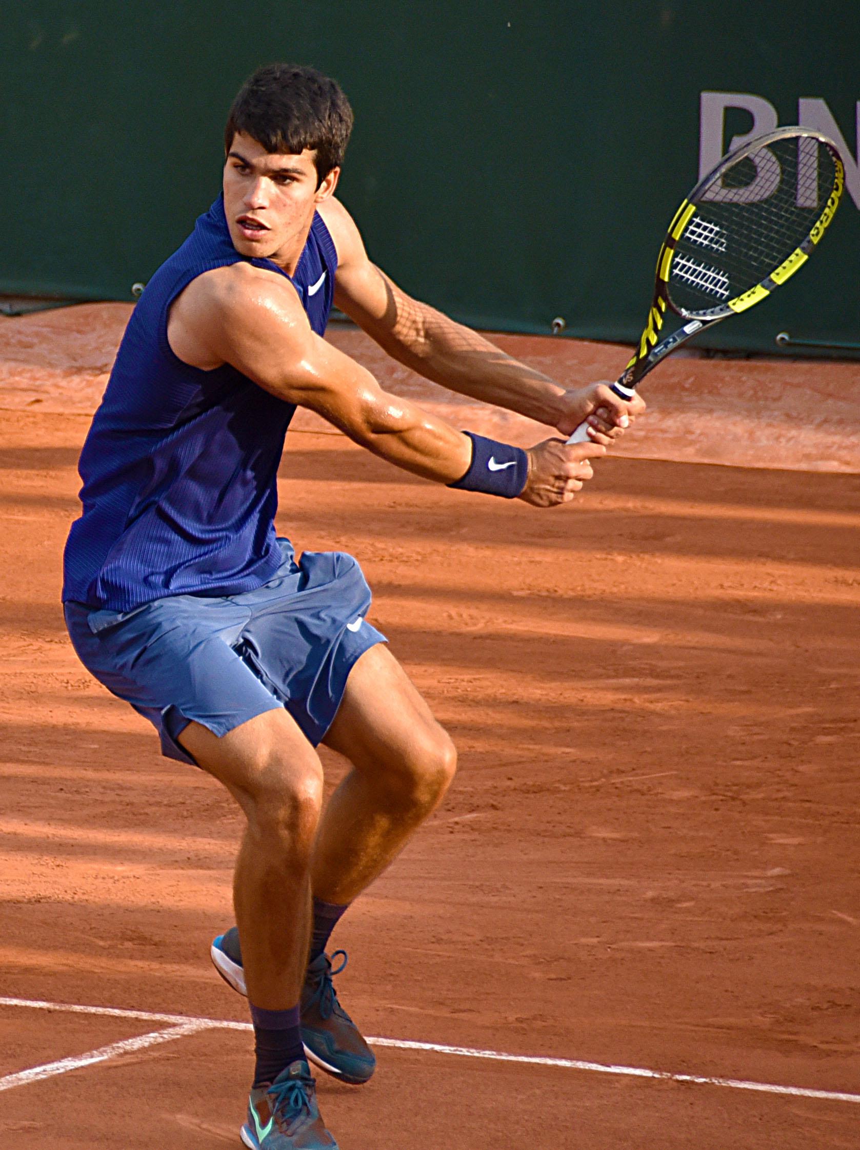 Carlos Alcaraz - Wikipedia