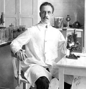 Carlos Chagas Brazilian doctor and scientist (1879-1934)
