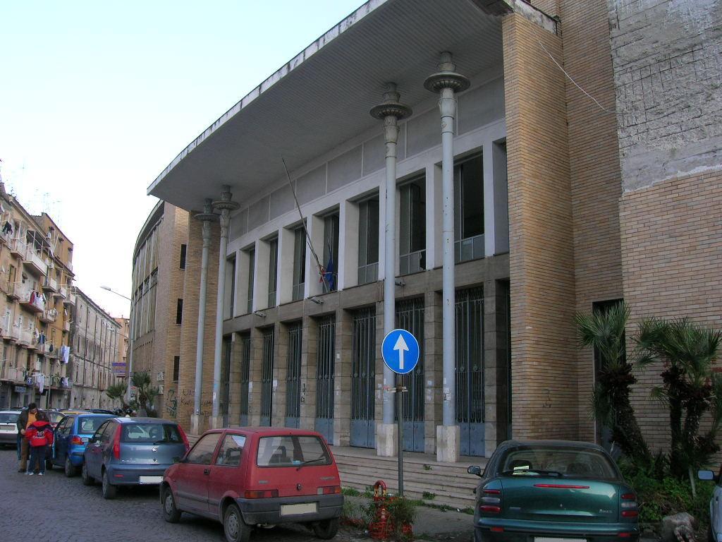 Marcello canino wikipedia for Studi di architettura napoli