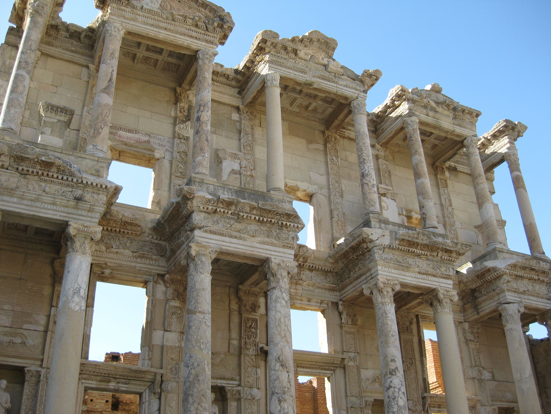 Celsus_Library_Edifice.jpg (2880×2160)  Baroque styles ...