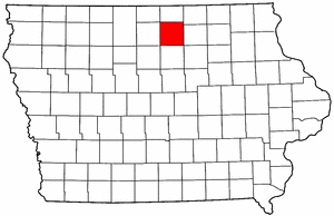 Cerro Gordo County, Iowa