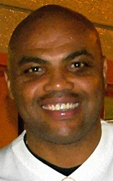 English: Charles Barkley, former NBA basketbal...