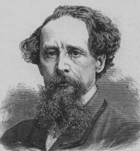 Charles Dickens, a former resident of Lant Street.