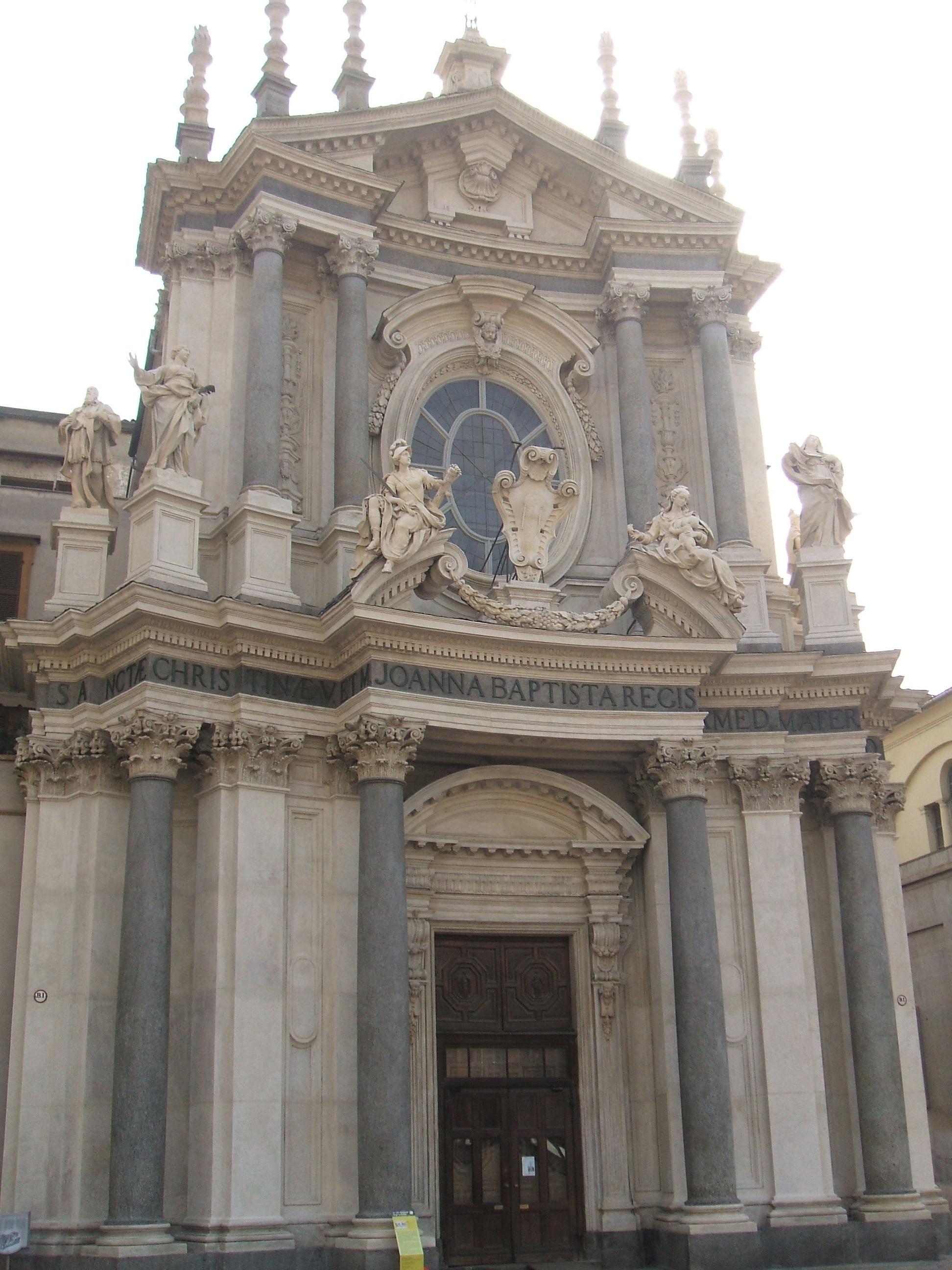 Chiesa di Santa Cristina (Torino) - Wikipedia