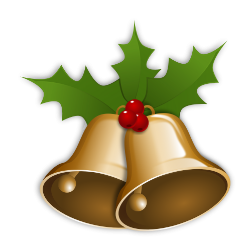 File:Christmas bells.png - Wikimedia Commons