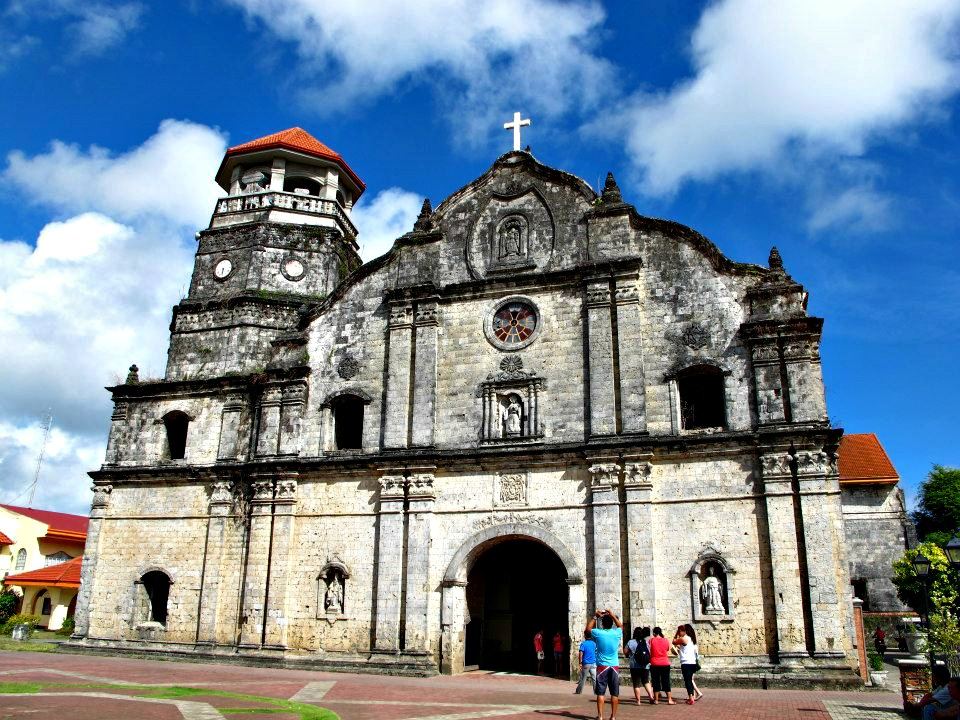 Santa Monica Church, Capiz