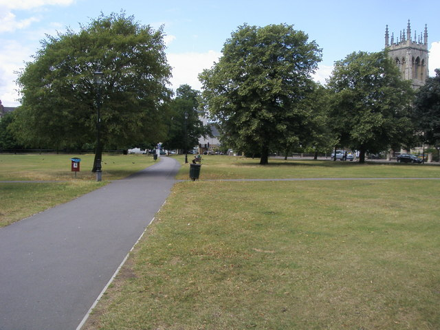 Clapham Common - geograph.org.uk - 1564293