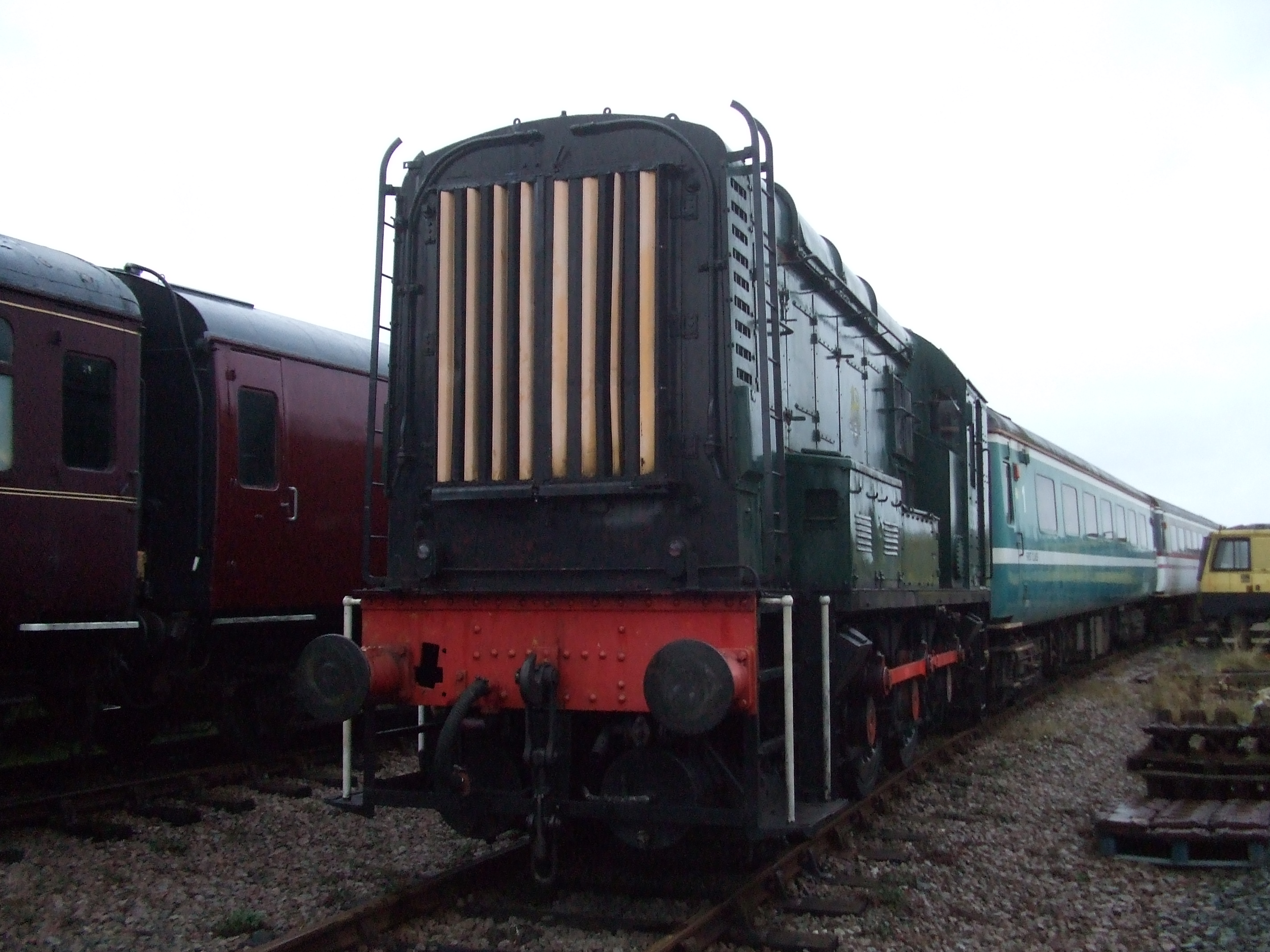 British Rail Class 08