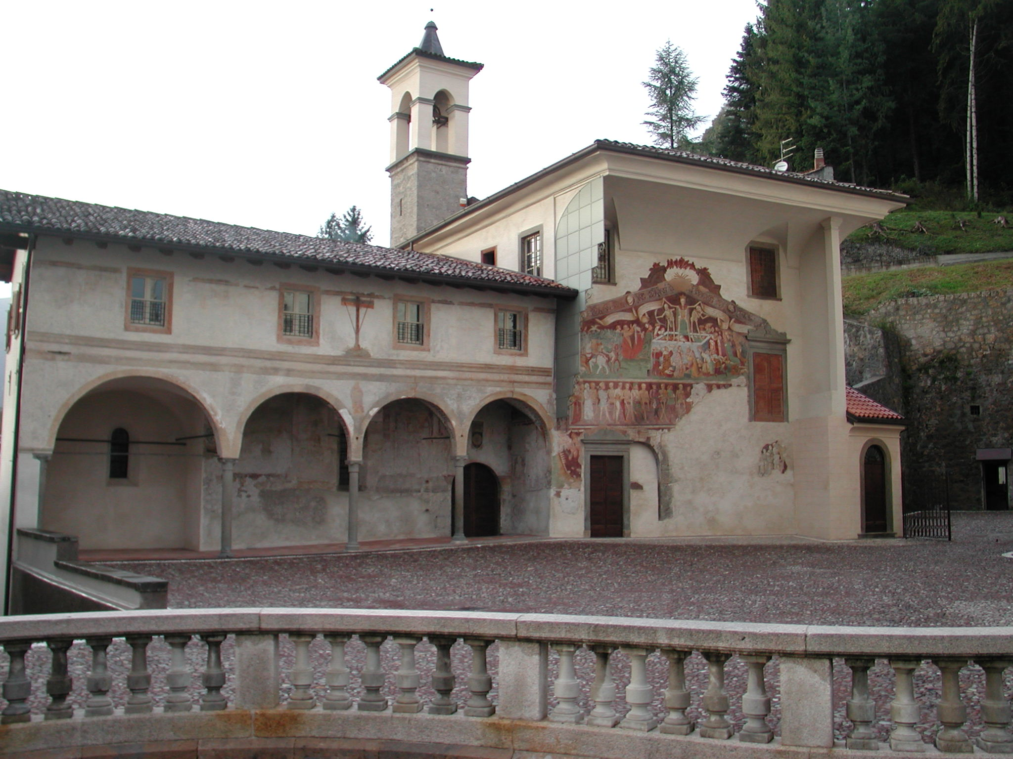 Places of Torture in Italy: Oratorio dei Disciplini in Clusone (BG)