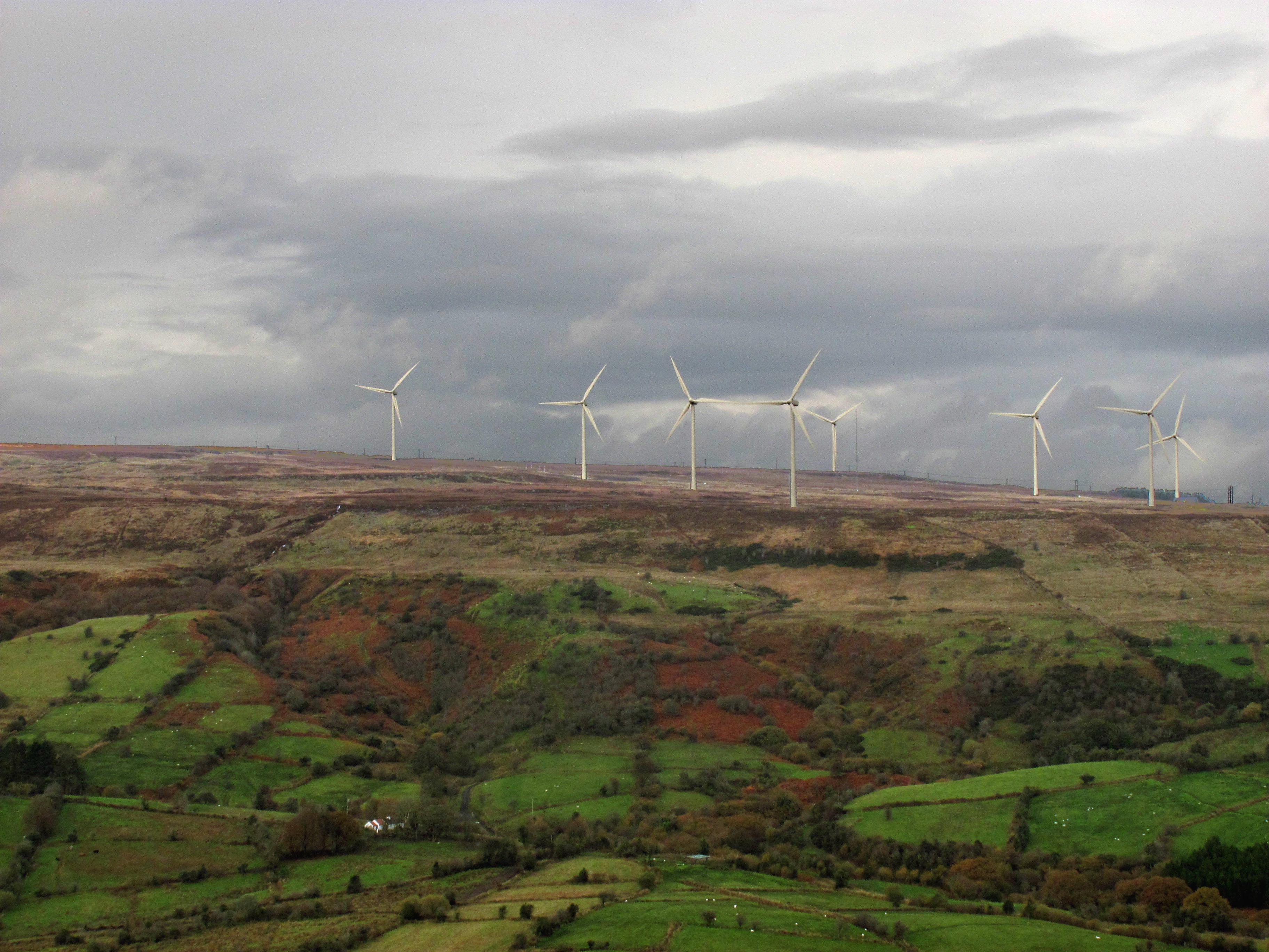 Wind power in the Republic of Ireland - Wikipedia