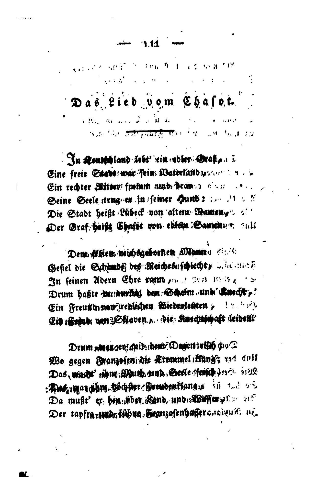 Filede Gedichte 1818 Arndt 542jpg Wikimedia Commons