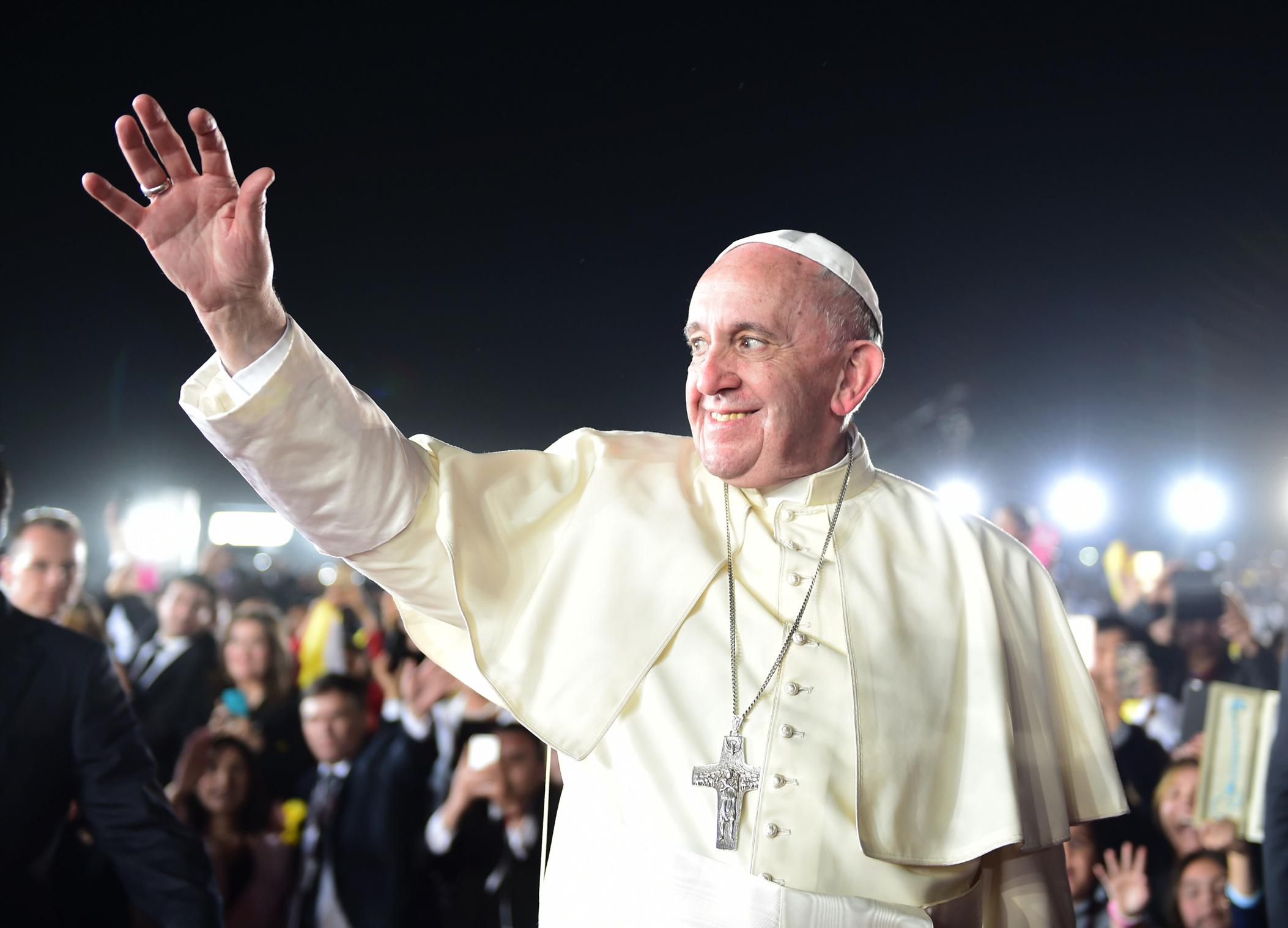 FileDespedida A SS Papa Francisco