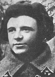 les tankistes alliés sur les fronts Ouest et Est Dmitry_Lavrinenko