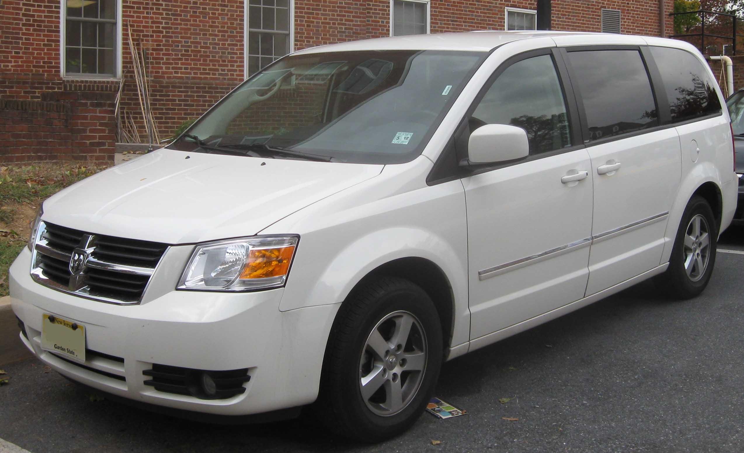 Dodge Caravan – Wikipedia