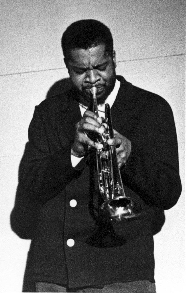 Donald Byrd - Trumpet Player