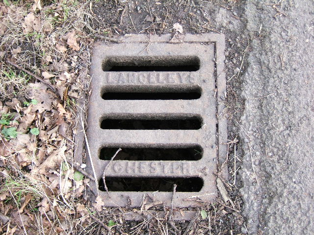 Down the Drain - geograph.org.uk - 667443