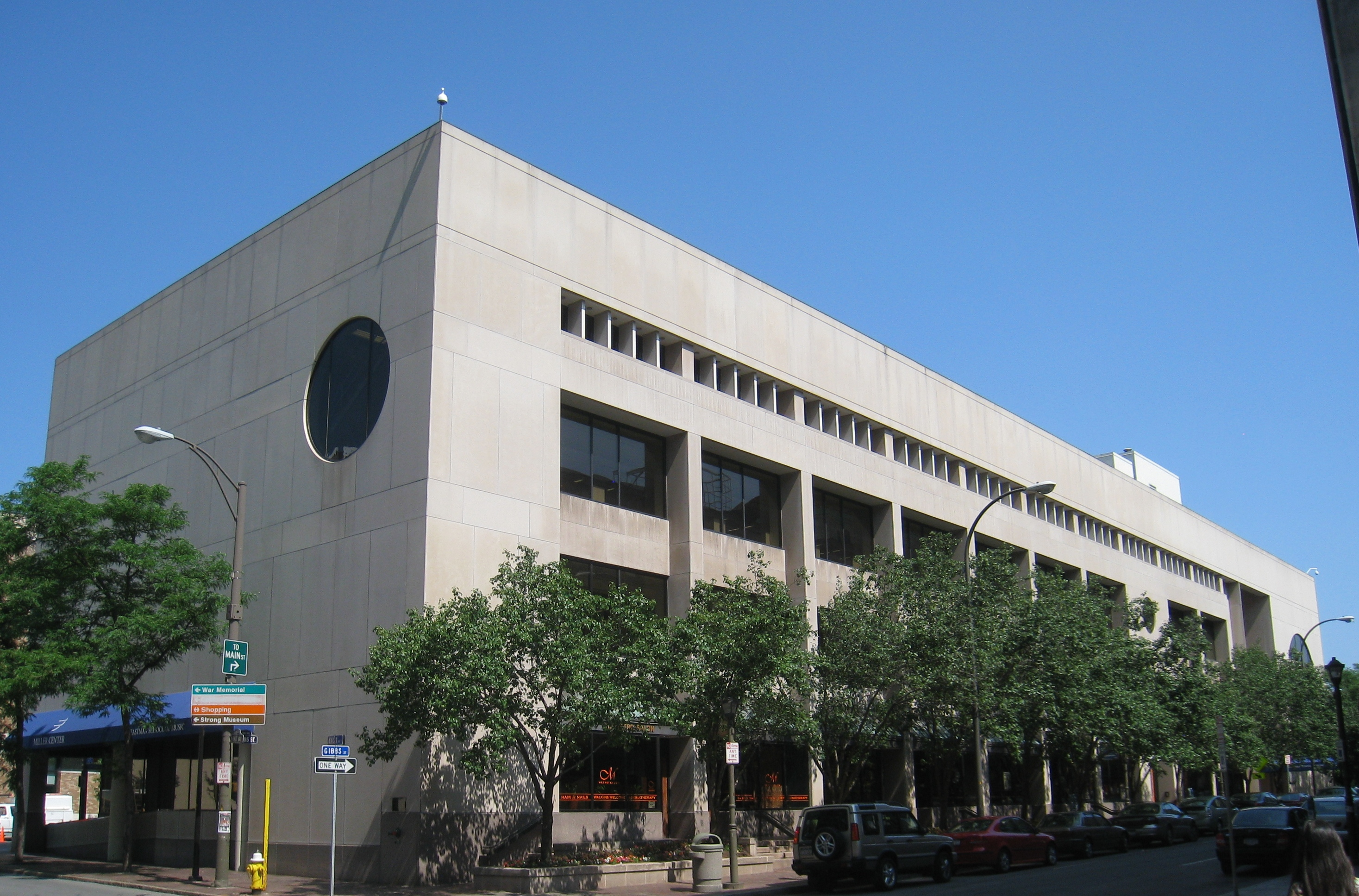 Sibley Music Library - Wikipedia