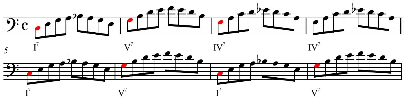 Fileeight Bar Boogie Woogie Blues In Cg Wikimedia Commons