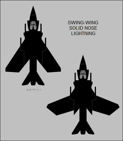 The &quotSea Lightning&quot concept - English Electric Lightning