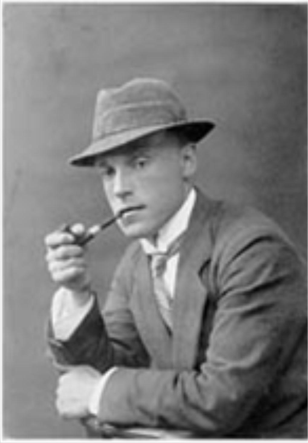 image of Erik Leonard Ekman