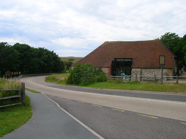 Exceat Visitors Centre - geograph.org.uk - 884090