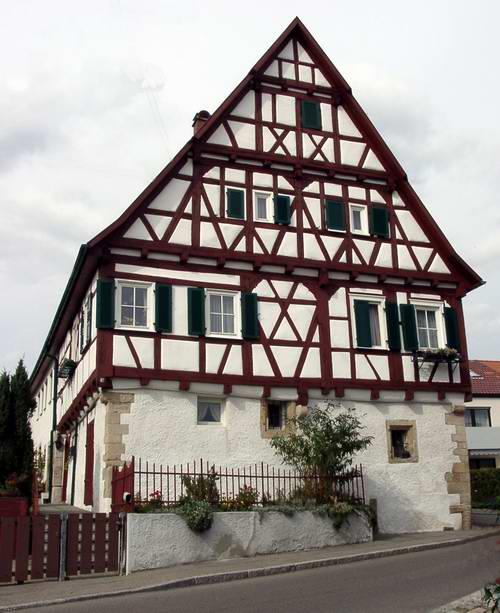 File Fachwerkhaus Heumaden Jpg Wikimedia Commons