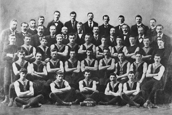 1899 VFL season - Wikipedia