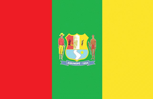 Bandeira de Eirunepé