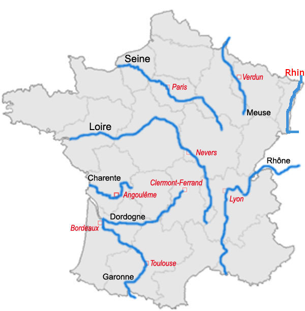List Of Rivers Of France Wikipedia