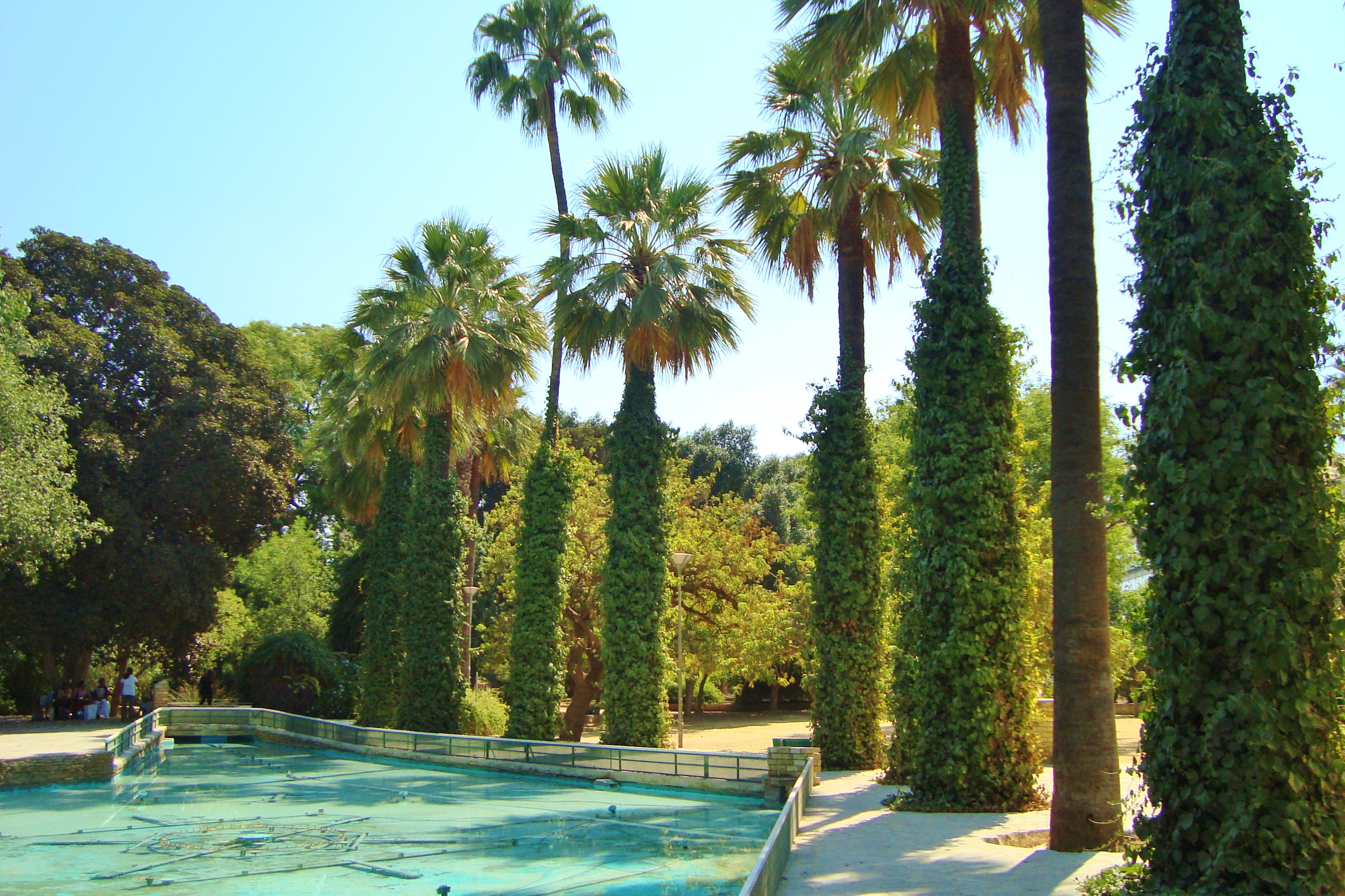 Awesome File:Fountain In Nicosia Historical Municipal Gardens In Republic Of  Cyprus