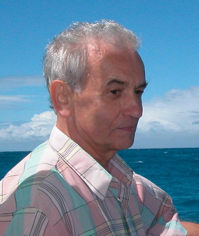 image of František Moravec