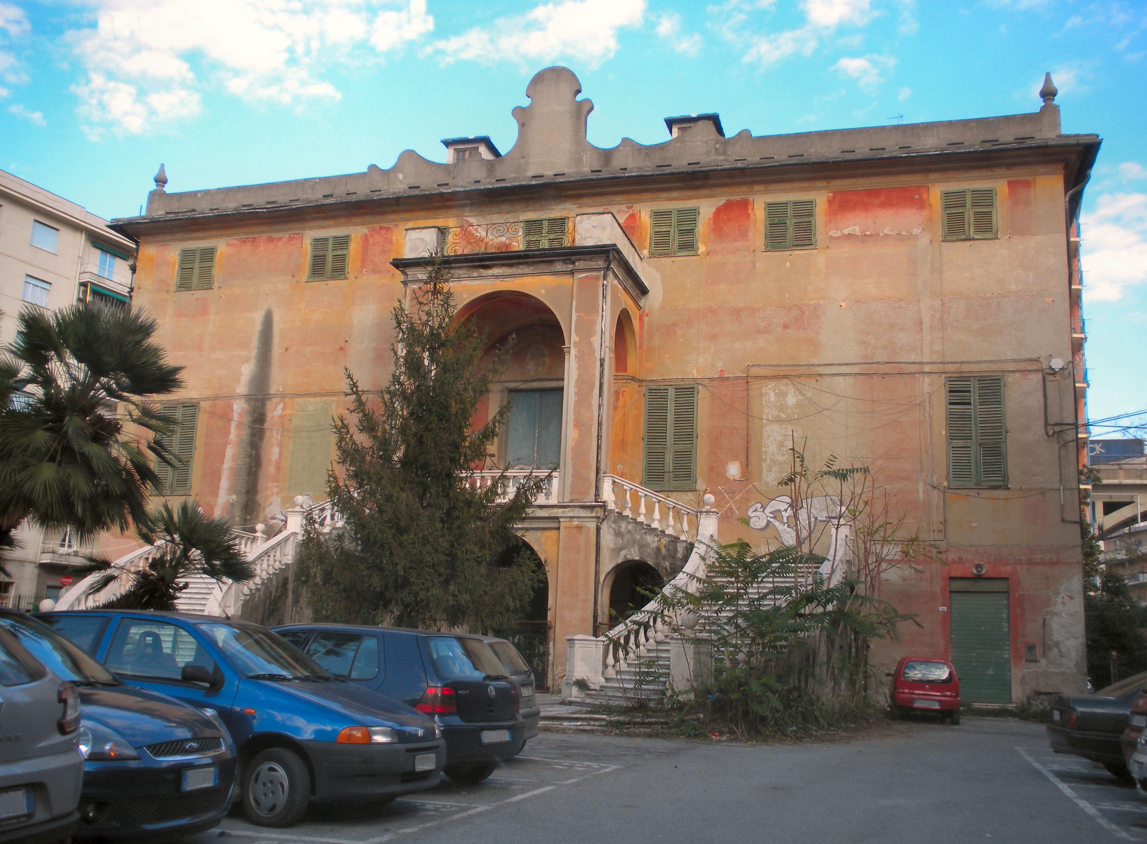 Villa Pallavicini Prezzi